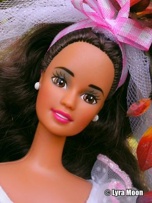 1994 Country Bride Barbie, brunette - Walmart Special Edition #13616