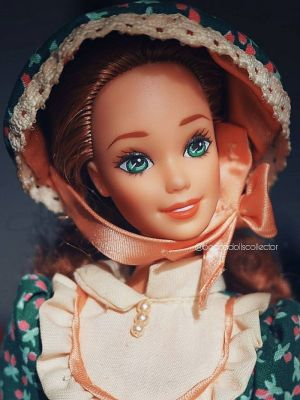 1994 American Stories Collection - Pioneer Barbie #12680
