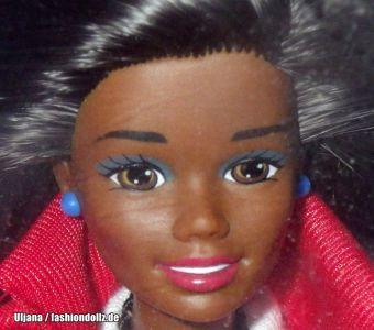 1995  Baywatch Lifeguard Barbie AA #13258