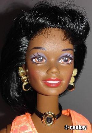 1995 Cut'n Style Barbie AA #12642
