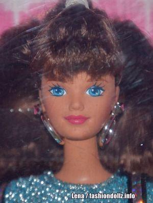 1995 Dance Moves Barbie (Midge), redhead - Europe #13085