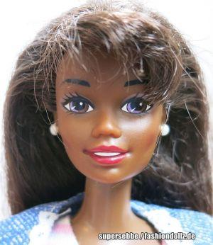 1995 Strollin' Fun Barbie & Kelly AA #13743