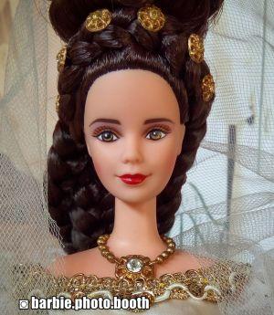 1996 Empress - Kaiserin Sissy Barbie #15846