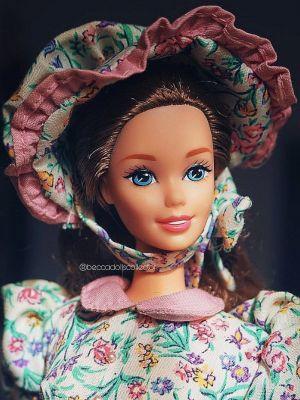 1996 American Stories - Pioneer Shopkeeper Barbie  #14756