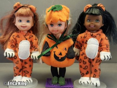1997 Pumpkin Kelly & 1999 Tiger Kelly + AA