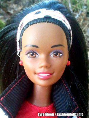 1997 101 Dalmatians Barbie AA #17601