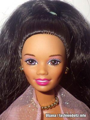 1997 Fantasy Ball Barbie AA #18595