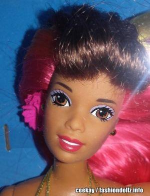 1997 Hula Hair Barbie AA # 17048