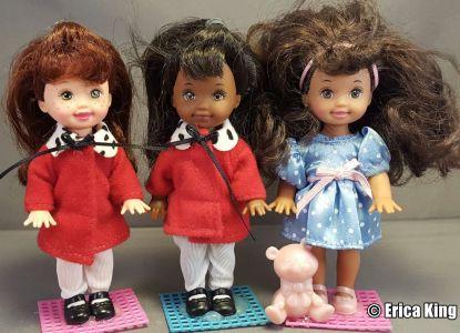 1998 Li'l Friends of Kelly -  Chelsie, Deidre & Marisa