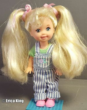 1997 Gardening Fun Barbie & Kelly Set #17242