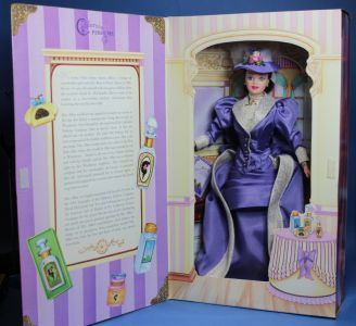 1997 Mrs. P.F.E. Albee Barbie 1. Edition Avon Exclusive