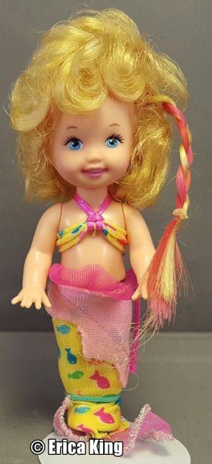 1998 The little Mermaid - Merbaby Sandy #18929
