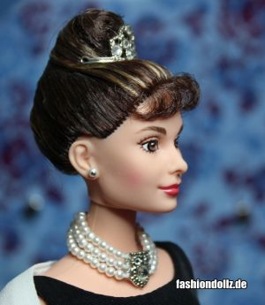 1998 Breakfast at Tiffanys - Audrey Hepburn Barbie