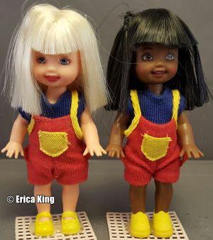 1999 Giggles 'n Swing Barbie & Kelly  Sets