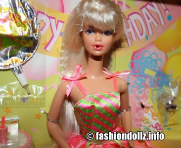 1999 Birthday Party Barbie   #22905