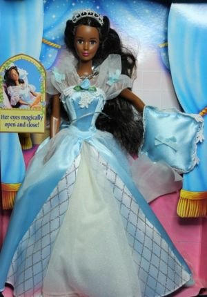 1999 Sleeping Beauty Barbie AA