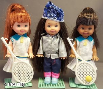 2000     Kelly Club    - Loreena, Belinda & Desiree
