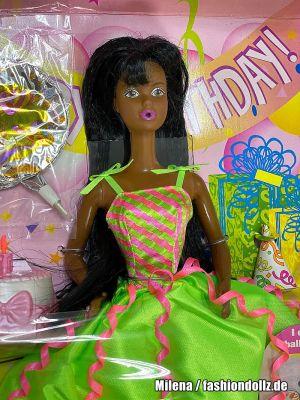 1999 Birthday Party Barbie AA  #22906