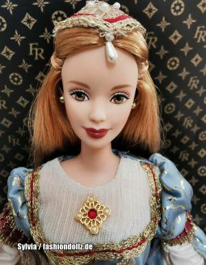 1999 King Arthur & Queen Guinevere Barbie Giftset #23880