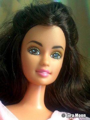 2000 Princess Barbie, brunette #23476