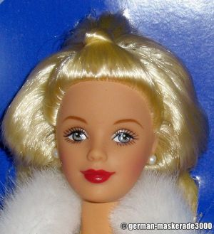 2000 Snow Sensation Barbie #23801 Avon Exclusive