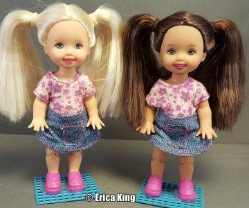 2000 Pediatrician Barbie Kelly Sets