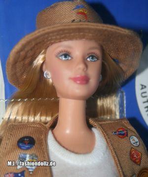 2000 Sidney Olympic Barbie #