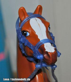 2000 Sparkle Beauties Blue Diamond Horse #67019