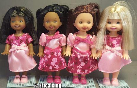 2000 Valentine 2 Doll Sets