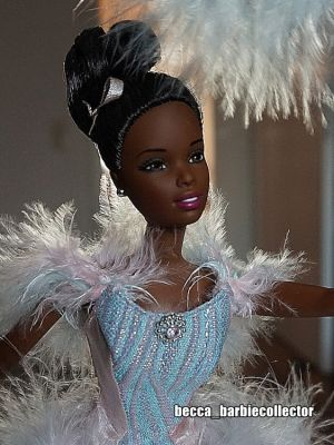 2001 Ballet Masquerade Barbie AA  #29386