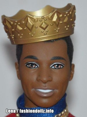 2001 Barbie in the Nutcracker Prince Eric AA  #52689
