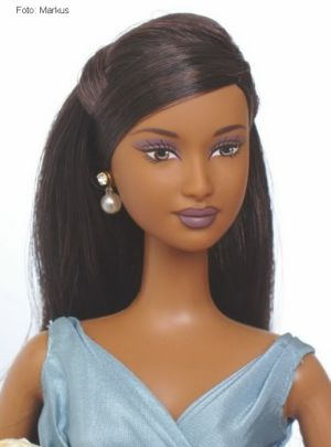 2001 Grand Entrance Barbie 1st Edition AA #29662