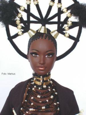 2001 Moja Barbie by Byron Lars #50826