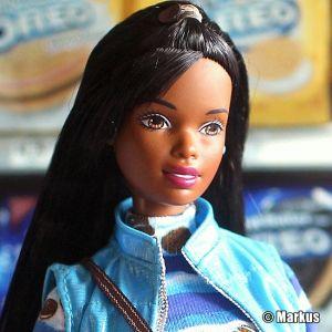 2001 Oreo School Time Fun Barbie AA #55195