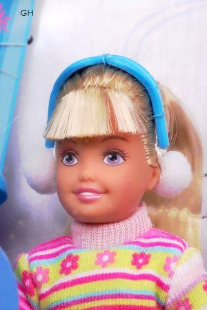 2001 Skiing Vacation Set Barbie, Stacie, Kelly #29347