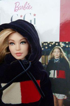 2016 Tom Hilfinger Gigi Hadid Barbie
