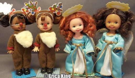 2001 Christmas Kelly & Friends