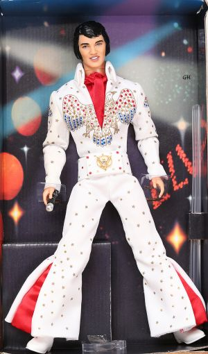 2001 Elvis Presley, Eagle Jumpsuit #28570