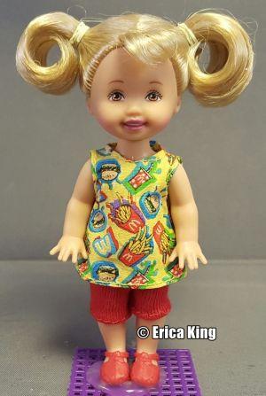 2001 McDonald's Barbie Kelly Set
