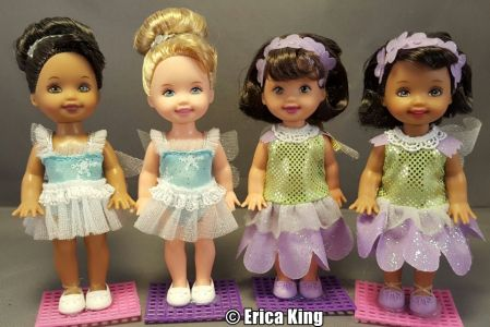 2001 Barbie in the Nutcracker  Kelly & Friends