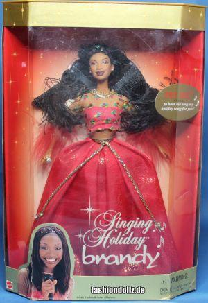 2001  Singing holiday Brandy