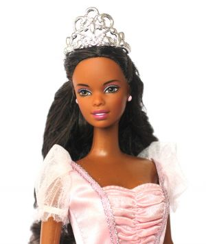 2002 Barbie Princess / Prinzessin AA #56777