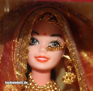 2002 Barbie Wedding Fantasy, India Exclusive #5118