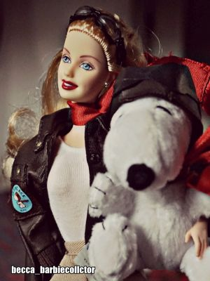 2002 Barbie and Snoopy  #55558