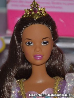 2002 Barbie as Rapunzel AA #55533
