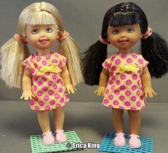 2002 Let's Grocery Shop Barbie & Kelly Sets