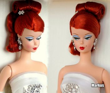 2003 Joyeux Barbie, redhead C2589 FAO Exclusive
