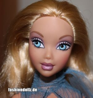 2003 My Scene - Chillin' Out Barbie