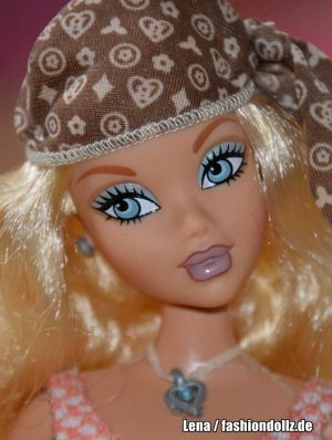 2003 My Scene - Hanging Out Barbie