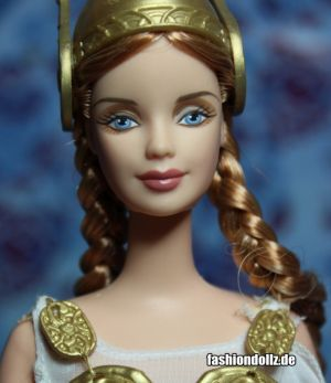 2003 The Princess Collection - Princess of the Vikings Barbie B6361